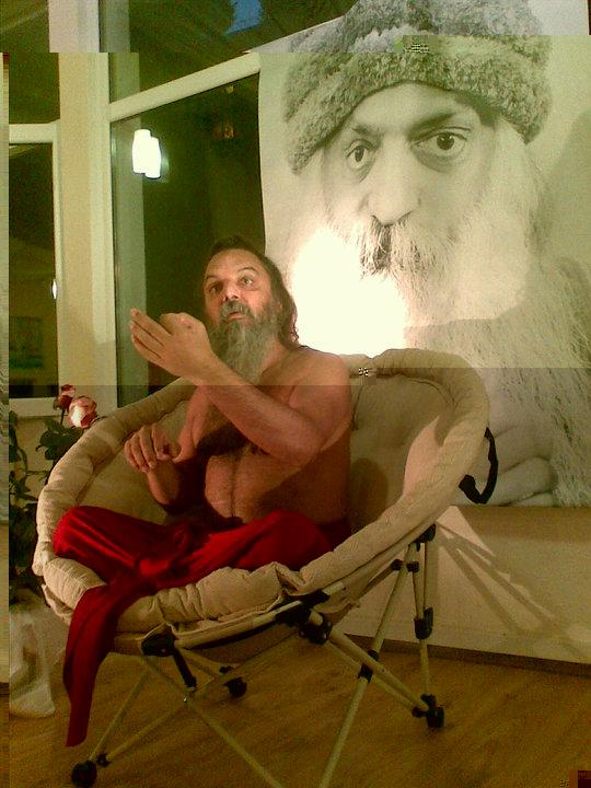swami rajneesh on awareness