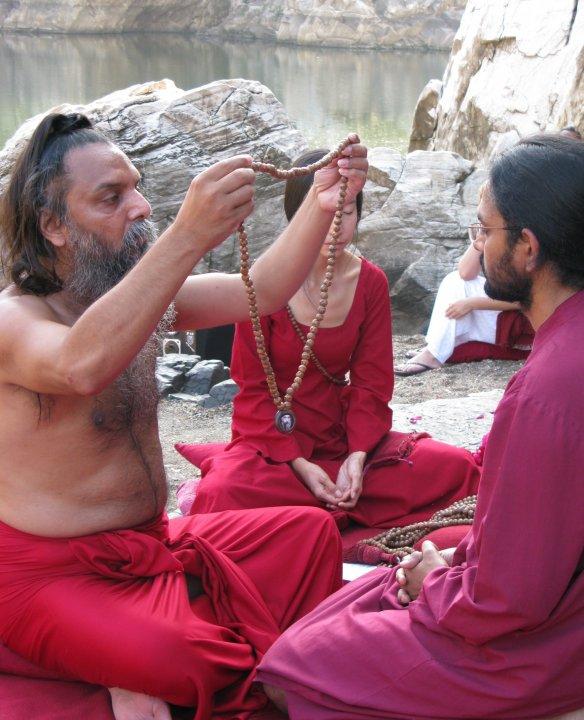 swami rajneesh on sannyas