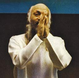 Osho on being Total in action