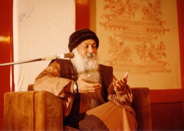 Osho on looking and seeing
