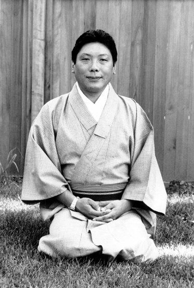 Osho on Chogyam Trungpa Rinpoche
