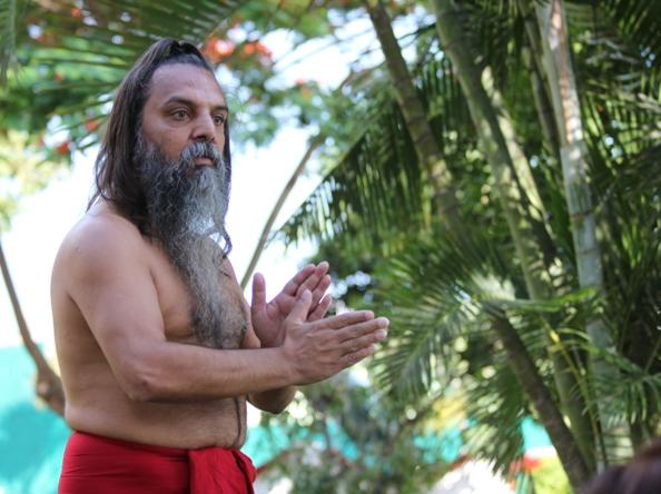 swami rajneesh on eating meat