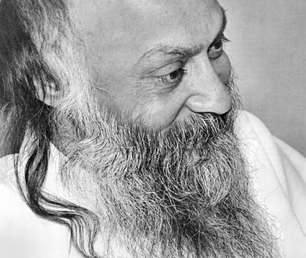 Osho on a blissful person