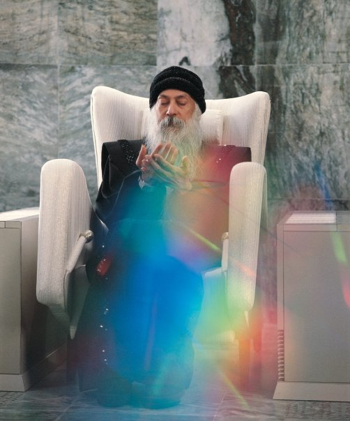 Osho on serving humanity out of bliss-misery