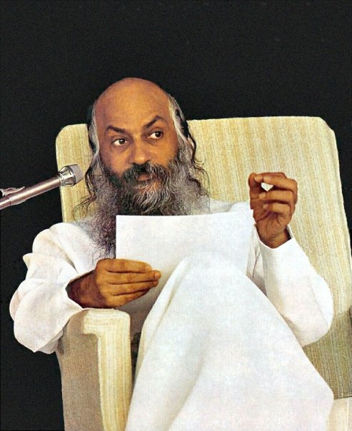 Osho - Existence only echoes our beings
