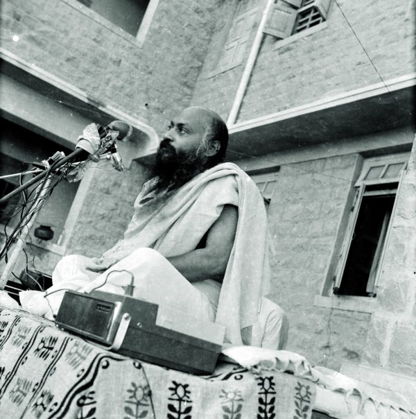 Osho on Religion is fearlessness
