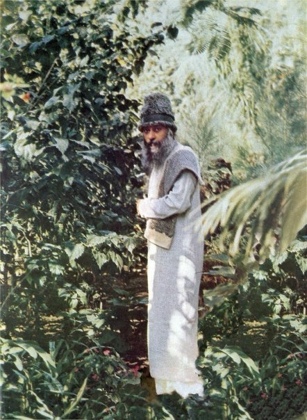 Osho - To be with trees and plants