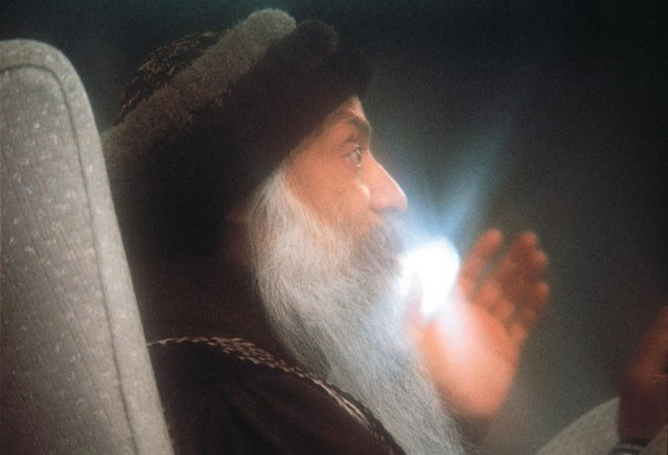 Osho on listening to existence