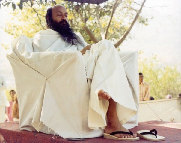 Osho on Rest and Relaxation