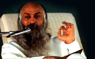 Osho on vertical line of truth