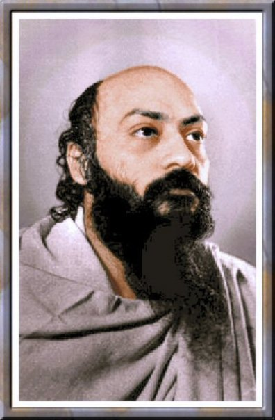 Osho seeker has to be silent