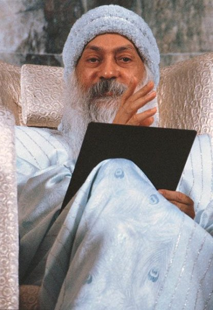 Osho on utterly present in the present