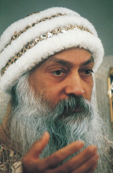 Osho - A man living on the circumference