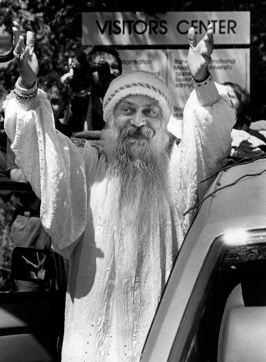 osho copyrights ownership update