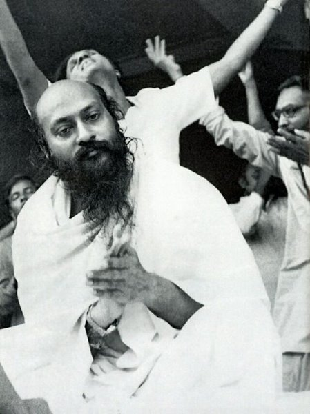 Osho -  When you act in the moment