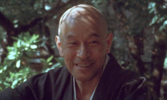 Osho on Shunryo Suzuki