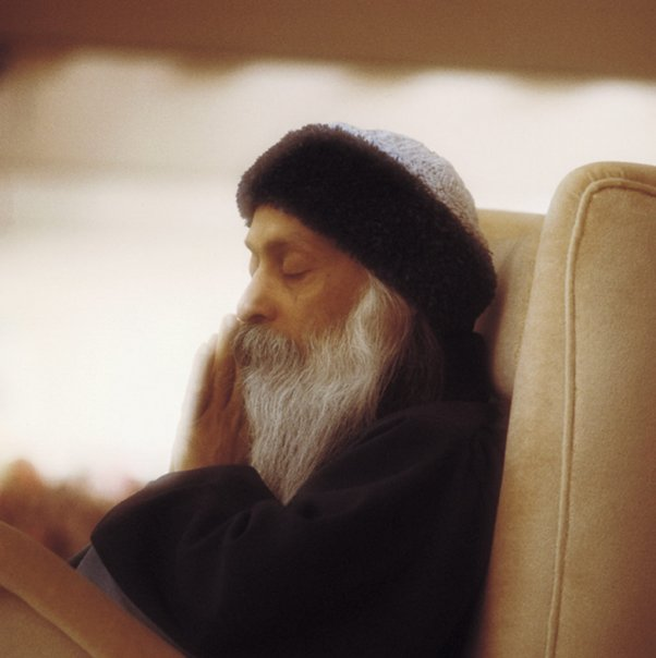 Osho on decision to Trust
