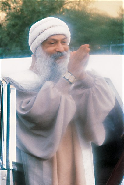 Osho on materialist dimension and divine dimension
