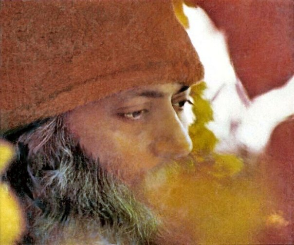 Osho on missionaries and sharing