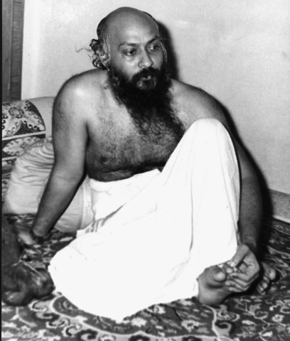 osho on being restful