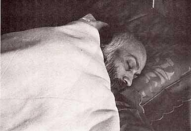 Osho Entering Sleep Consciously