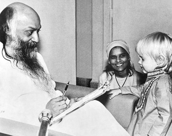 Osho Life is Dialectial