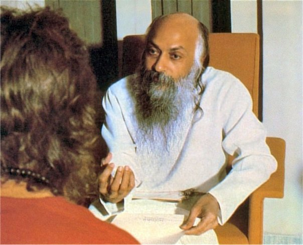 Osho on Love is Therapy