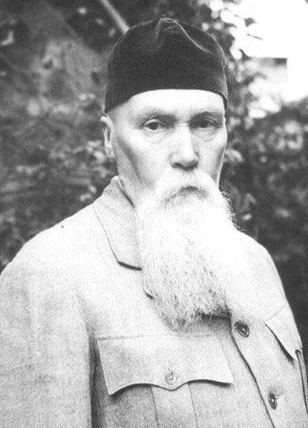 Osho on Nicholas Roerich