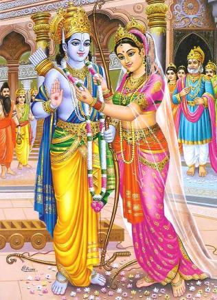 Osho on Rama Sita