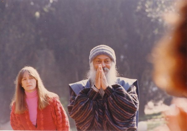 Osho on being in love