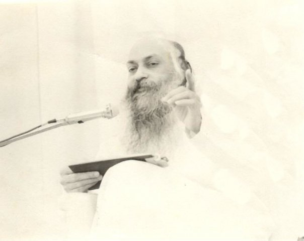 Osho on harmony with existence