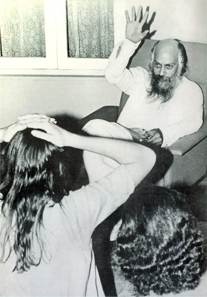 Osho on the Path of Surrender
