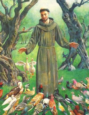 Osho on Saint Francis of Assisi